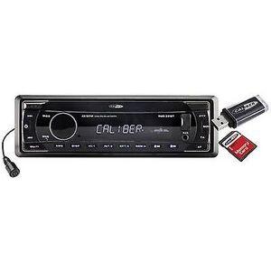 Caliber Audio Technology Kaliber lyd teknologi RMD 231BT bil stereoplaten Bluetooth handsfree satt