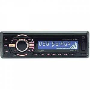 Caliber Audio Technology Kaliber lyd teknologi RMD046BT2 bil stereoplaten Bluetooth handsfree satt