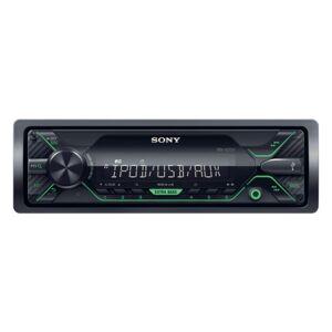 Sony DSX-A212UI Media-Tuner/AUX/USB/iPod (grün)