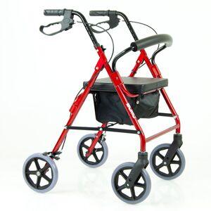 Rollator Blimo Deluxe V2 - Aluminium
