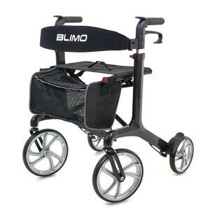 Rio Rollator Blimo Carbon - Sort