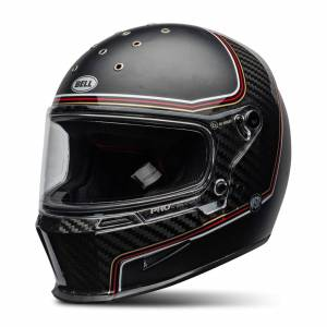 Bell Integralhjelm Bell Eliminator Carbon RSD The Charge