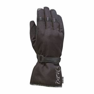 Ixon MC-Handsker Ixon Pro Rush Dame, Sølv/Sort