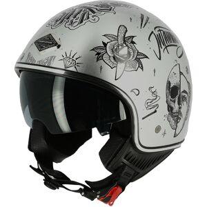 Astone Flash Tattoo Jet hjelm