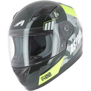 Astone GT2K Army Børn hjelm