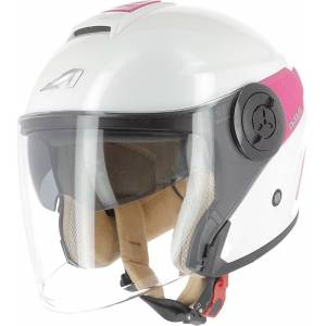 Astone DJ10-2 Bicolor Jet hjelm
