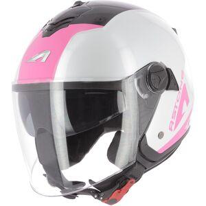 Astone Minijets Wipe Jet hjelm