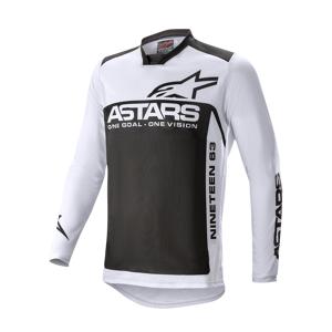 Alpinestars Crossipaita Alpinestars Racer Supermatic Harmaa-Musta