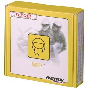 Nolan Basic-Kit N42 ViestintäMusta