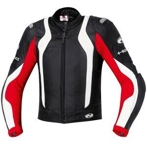 Held Street 2 Moottoripyörä nahka takit  - Punainen - Size: 42