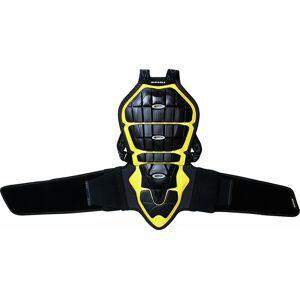 Spidi Warrior Selkäsuoja  - Keltainen - Size: XL