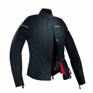 Spidi Rogue Tekstiili takit  - Musta - Size: S