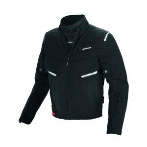 Spidi Adventurer Moottoripyörä tekstiili takki  - Musta - Size: 2XL