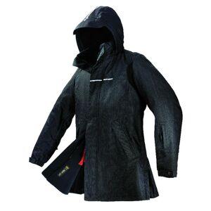 Spidi City Combat Moottoripyörä tekstiili takki  - Musta - Size: S