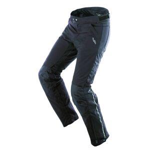 Spidi Hurricane Moottoripyörä tekstiili housut  - Musta - Size: 3XL