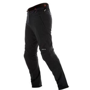 Dainese New Drake Air Tex Tekstiili housut  - Musta - Size: 116