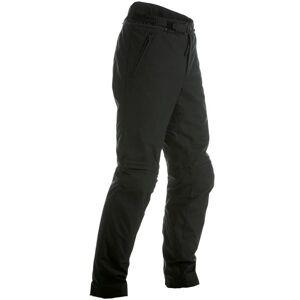 Dainese Amsterdam Tekstiili Housut  - Musta - Size: 48