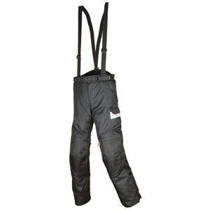 Booster Seagull moottoripyörä kids tekstiili housut  - Musta - Size: 116
