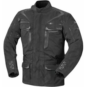 IXS Blade Tekstiili takki  - Musta - Size: 2XL