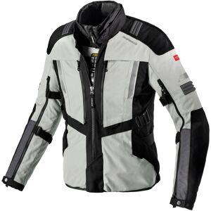 Spidi Modular Moottoripyörä tekstiili takkiMusta Harmaa