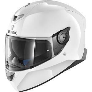 Shark Skwal 2 Blank LED Helmet LED-kypäräMusta