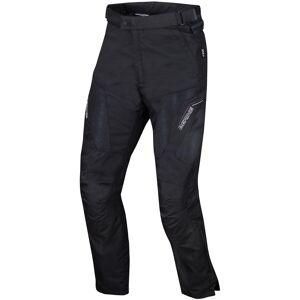 Bering Cancun Moottoripyörä tekstiili housut  - Musta - Size: 3XL