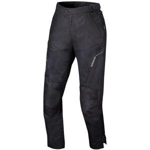 Bering Cancun Moottoripyörä tekstiili reisitaskuhousut.  - Musta - Size: 48