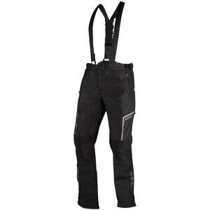 Bering Dusty Moottoripyörä tekstiili housutMusta