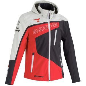 Bering Racing Softshell-takkiMusta Valkoinen Punainen