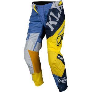 Klim XC Lite Hyvät Motocross housutKeltainen