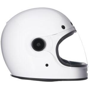 Bell Bullitt DLX Solid kypäräValkoinen