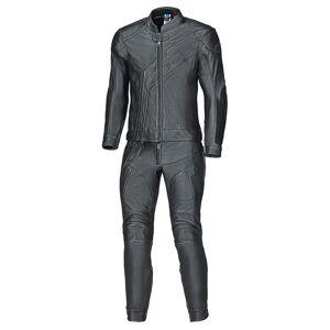 Held Medalist Kaksiosainen moottori pyörä nahka puku  - Musta - Size: 50