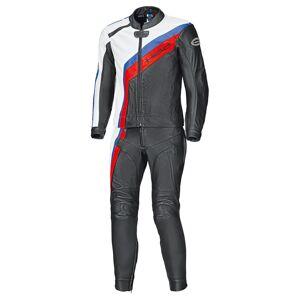 Held Medalist Kaksiosainen moottori pyörä nahka puku  - Musta Valkoinen Punainen Sininen - Size: 54 56