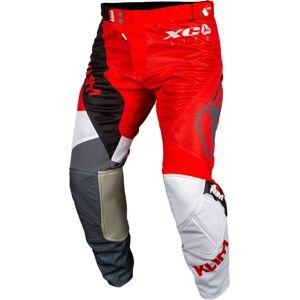 Klim XC Lite Motocross-housutMusta Valkoinen Punainen