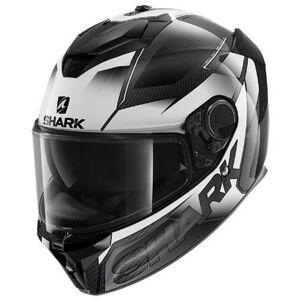 Shark Spartan GT Carbon Shestter Helmet KypäräMusta Valkoinen