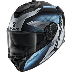 Shark Spartan GT Elgen Helmet KypäräMusta Sininen
