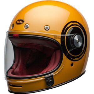 Bell Bullitt DLX Bolt kypäräMusta Keltainen