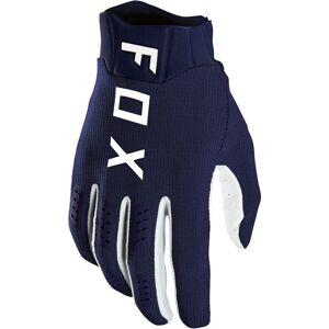 FOX Flexair Motocross käsineetSininen