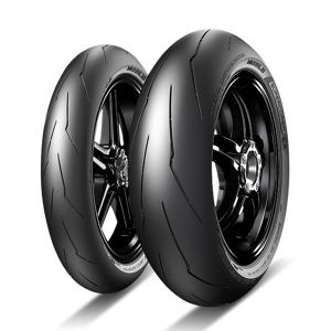 Pirelli Dekk Pirelli Diablo Supercorsa V2 190/55 ZR 17 M/C 75W TL oransje