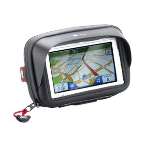 "Smarttelefon/GPS-Holder Givi 5,5"" oransje"