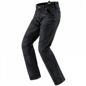 Spidi Cruel Motorsykkel Jeans bukser Svart 28