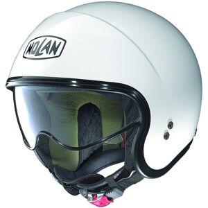 Nolan N21 Classic Jet hjelm Hvit S