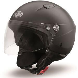 Premier Scooby Jet hjelm Svart XL