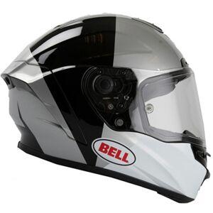 Bell Star Spectre Hjelm Svart Sølv 2XL