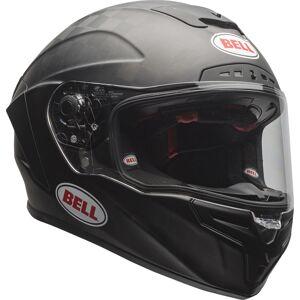 Bell Pro Star Solid Motorcycle Helmet Motorsykkel hjelm Svart XS