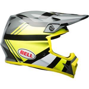 Bell MX-9 Mips Marauder Motocross hjelm Svart Gul XL