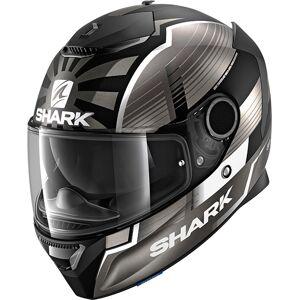 Shark Spartan Replica Zarco Malaysian GP Hjelm Svart L