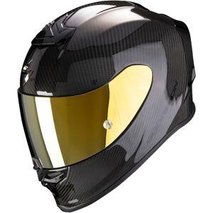 Scorpion EXO R1 Carbon Air Solid Hjelm Svart L