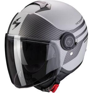 Scorpion Exo City Moda Jet hjelm Grå XL