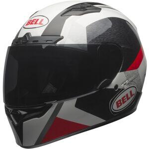 Bell Qualifier DLX Clutch Red Hjelm Rød S